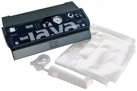 Vakuumierer Lava 300 Black