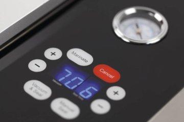 Vacuchef Slimline Caso Kammervakuumierer test