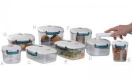 Vakuumbehälter für Lava Vakuumierer
