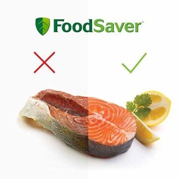FFS017 Foodsaver Vakuumierer Test