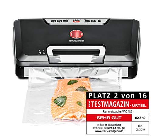 Rommelsbacher Vac 485 Testbericht