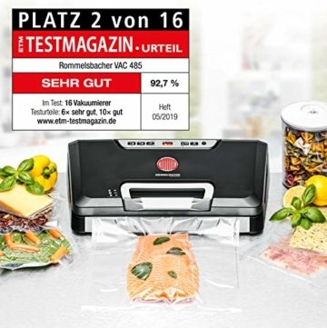 Test Rommelsbacher 485