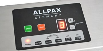 Allpax Vakuumierer P355 oder Lava