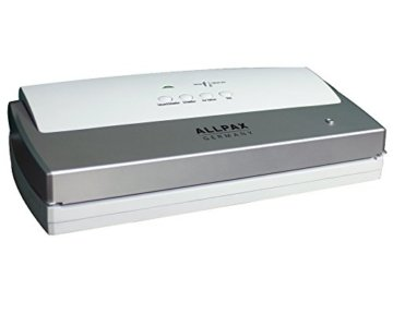 Allpax Vakuumierer F110 Test