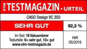 Caso Vc 350 Testbericht